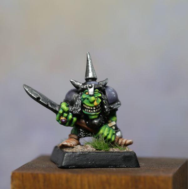 Night Goblin Boss